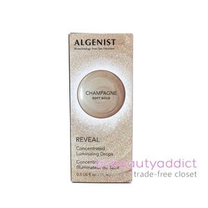 Algenist Reveal Highlighting Drops Champagne Gold